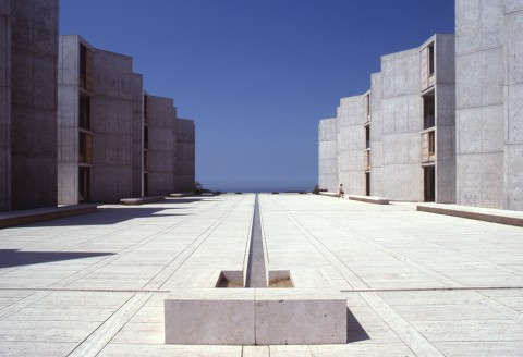 Salk Institute: ordine, forma, design