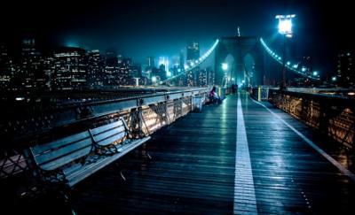 La città delle due e mezza di notte