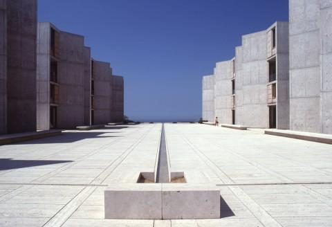 Salk Institute: ordine, forma, design